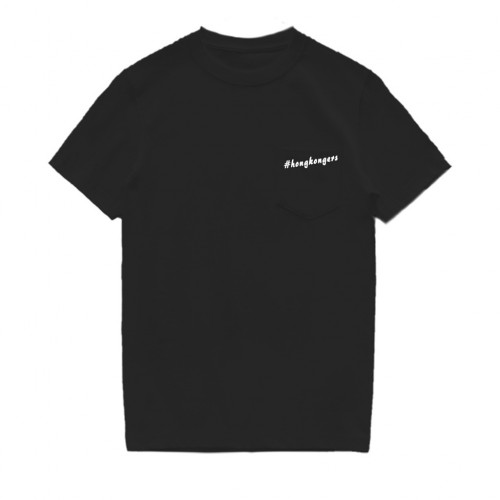 #hongkongers 圓領 T-Shirt